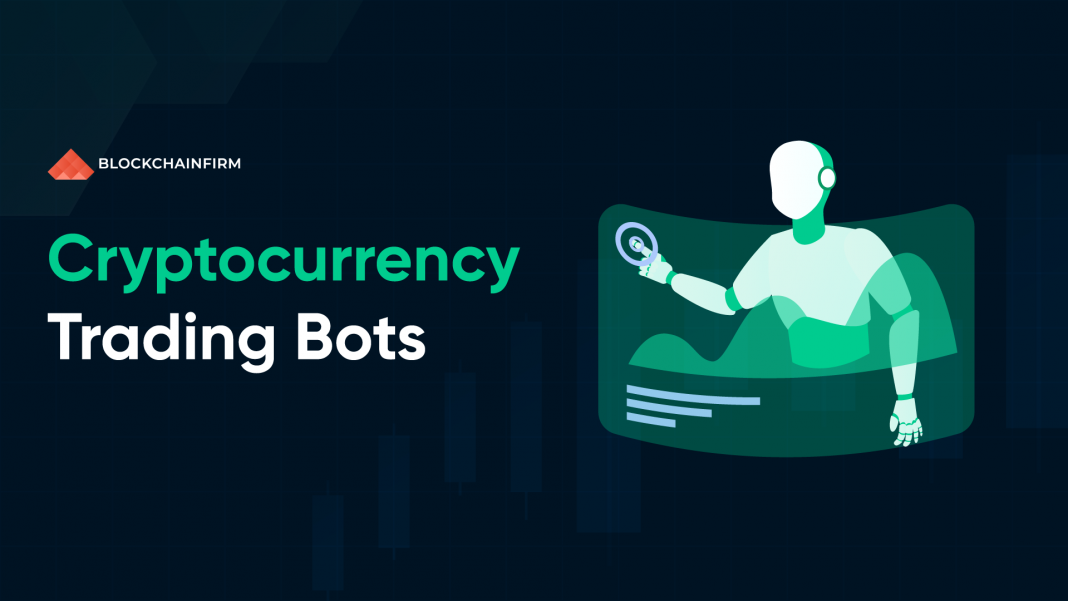 does crypto trading bot reduce traders burden a keen
