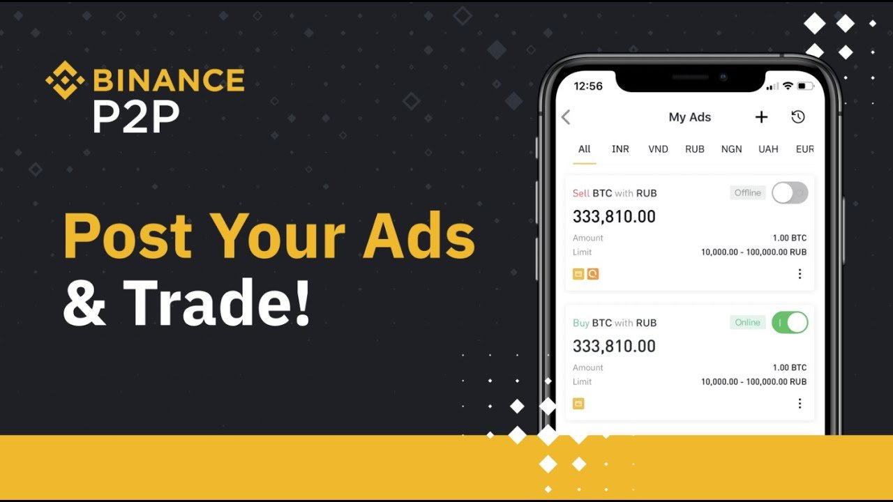How to Buy and Sell Crypto on Binance Exchange: Mobile ...