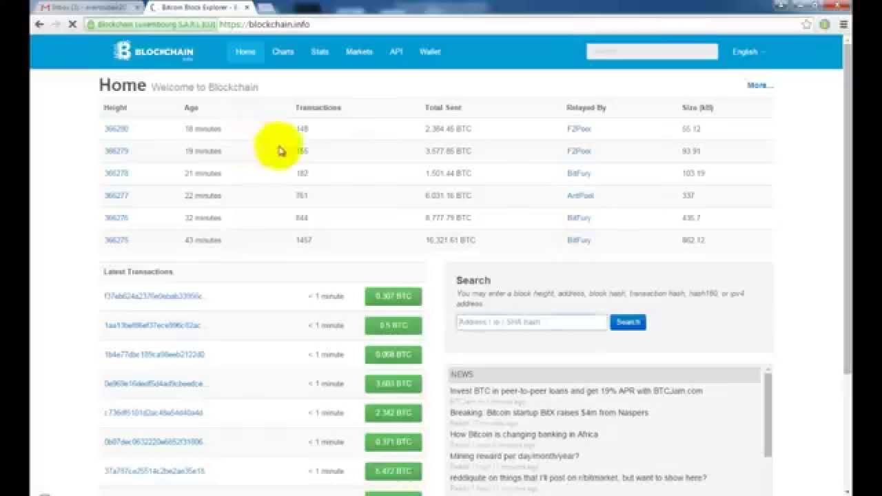 How to Create Bitcoin Wallet Account
