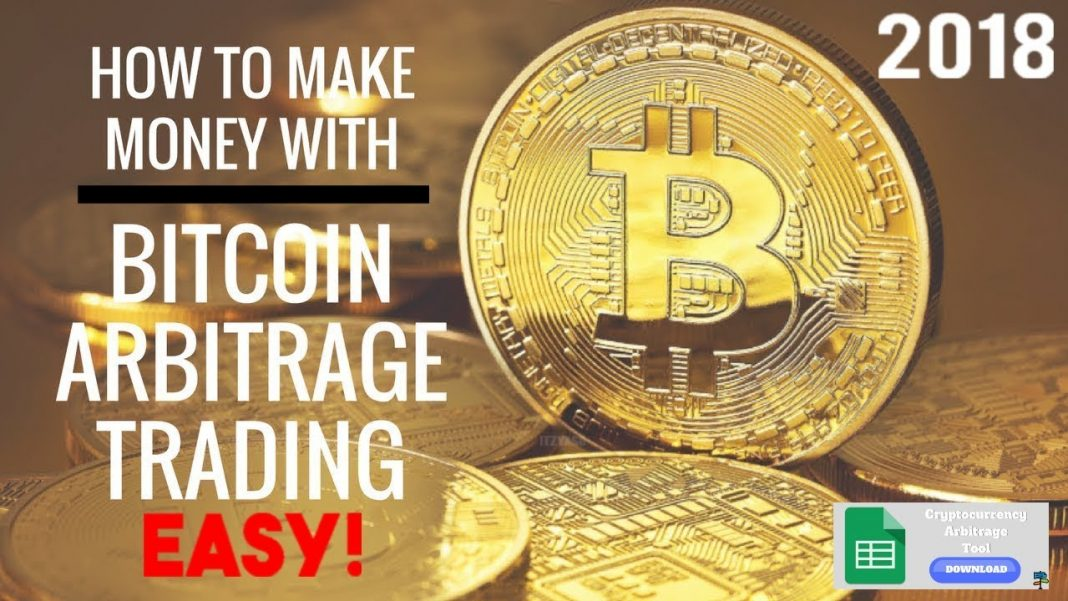 how to get free cryptocurrency using arbitrage 2018 very