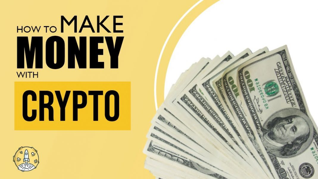 how to make money with cryptocurrencies crypto investing
